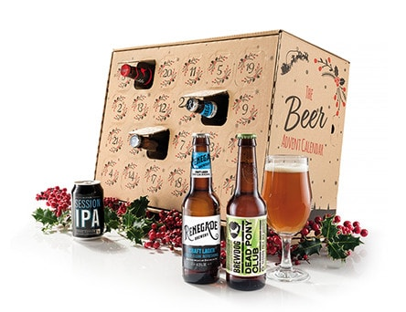 Craft Beer Advent Calendar  Uk  Days