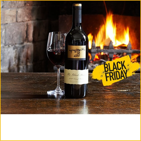 BIGGEST EVER Black Stump deal - Legendary Aussie red from JUST £6.99 a bottle