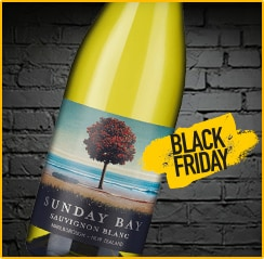 Attention Kiwi Sauvignon lovers! HUGE Black Friday deal on No.1 bestseller Sunday Bay