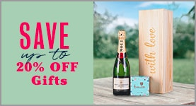 SALE: Save up to 20% off gifts