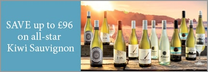 Kiwi Sauvignon Mix - SAVE up to £96 on Kiwi Sauvignon all-stars – plus FREE Sunday Bay Reserve if you're quick!