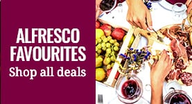 Alfresco favourites shop all deals