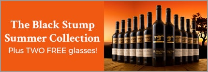 The Black Stump Summer Collection Plus TWO FREE glasses!