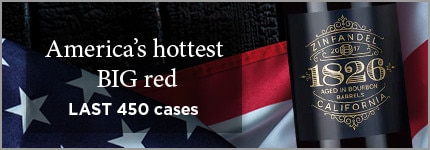 America's hottest BIG red - LAST 450 cases