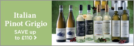 Italian Pinot Grigio - Save up to £110