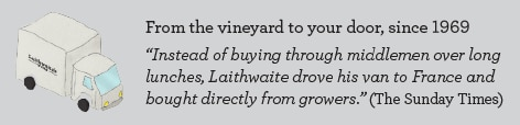 You're in good company - Laithwaite's has been voted UK wine merchant of the year