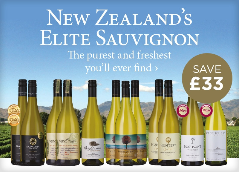New Zealand's Elite Sauvignon