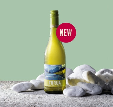 New - Turua bottle of wine