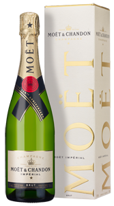 Champagne Moët & Chandon Brut Impérial (in gift box)