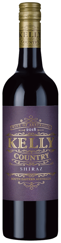 Kelly Country Shiraz 2018