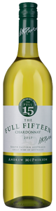 McPherson's The Full Fifteen Chardonnay 2017