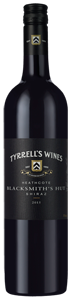 Tyrrell's Blacksmith's Hut Shiraz 2015