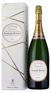Champagne Laurent-Perrier La Cuvée (magnum in gift box)