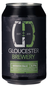 Gloucester Brewery Session Pale Ale (33cl can)