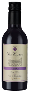 Don Cayetano Merlot (187ml) 2017
