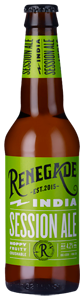 Renegade India Session Ale (33cl bottle)
