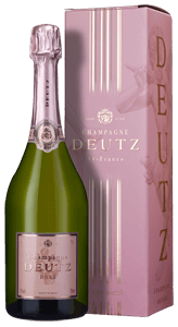 Champagne Deutz Brut Rosé (in gift box)