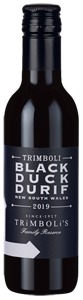 Black Duck Durif (187ml) 2019