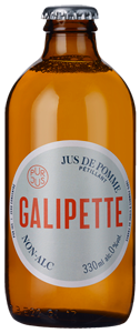 Galipette No Alcohol Cider 33cl
