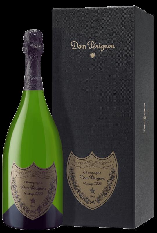 Champagne Dom Pérignon (gift box) 2006 - Laithwaites Wine