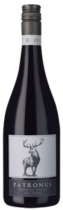 Patronus Single Vineyard Shiraz 2016