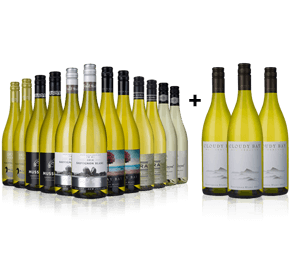 New Zealand Sauvignon Showcase + 3 Cloudy Bay