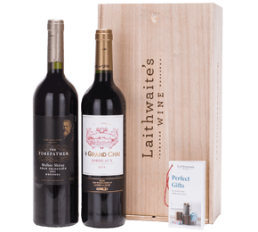 Fine Dining Reds Duo Gift 2015