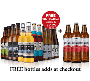 Craft Beer Party Collection + 3 FREE Primátor Lager