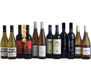 BBC Good Food Wine Club Mix