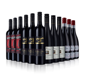 Premium Australian Shiraz Selection