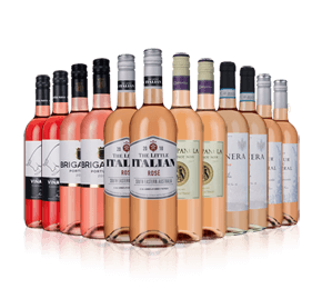 Fruity great-value rosés