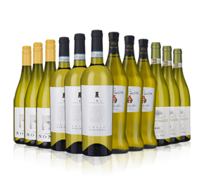 Mouthwatering Italian Whites Mix