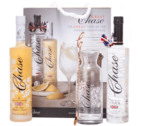 Chase Vodka Gift Set NV