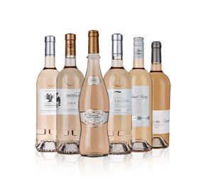 Provence Rosés Mix Six