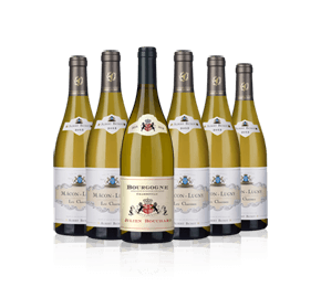 Glory-vintage white Burgundy Six